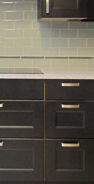 IKEA cabinets, NW HomeWorks