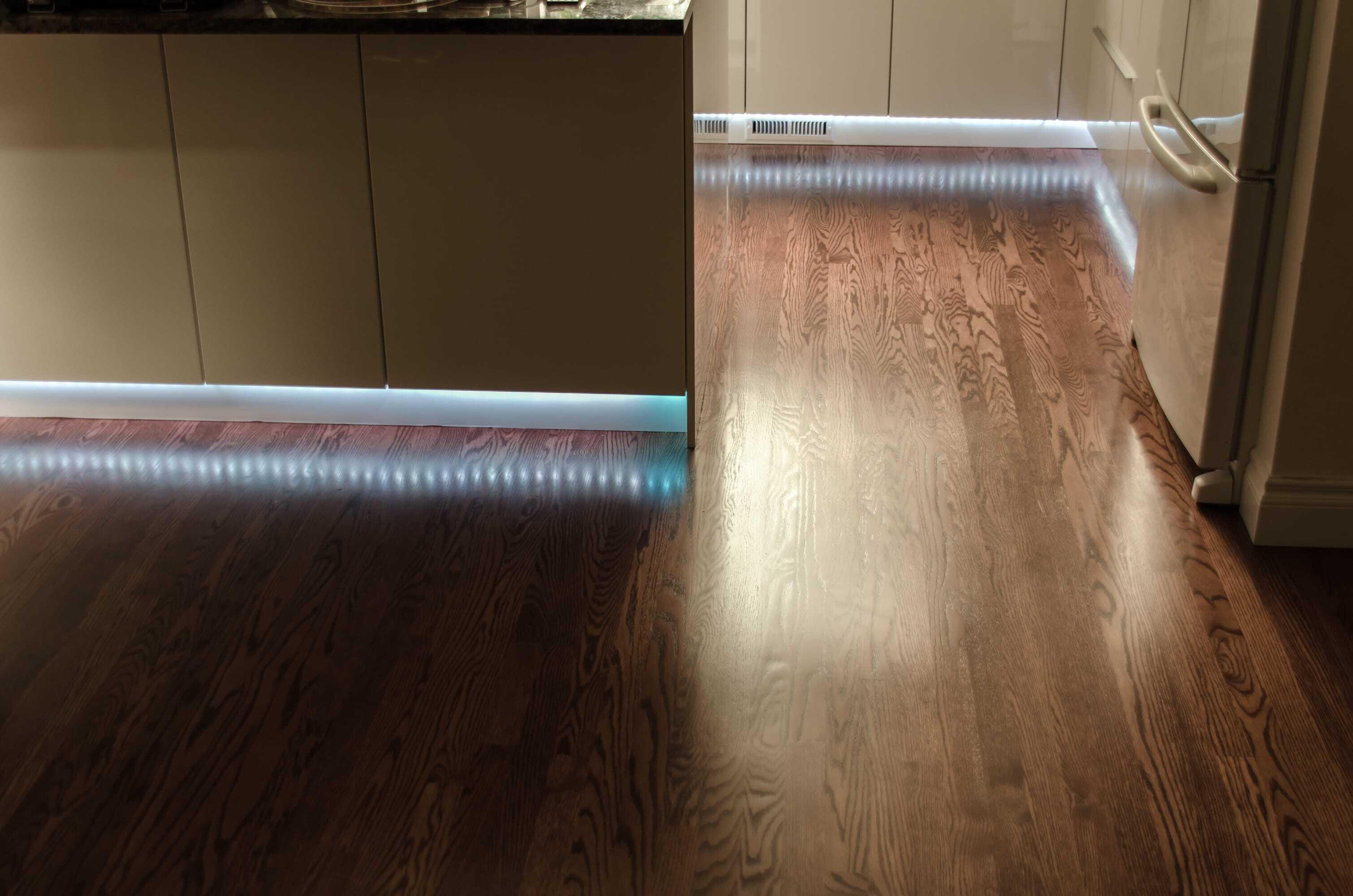 LED.Kitchen.Toekick.Lighting