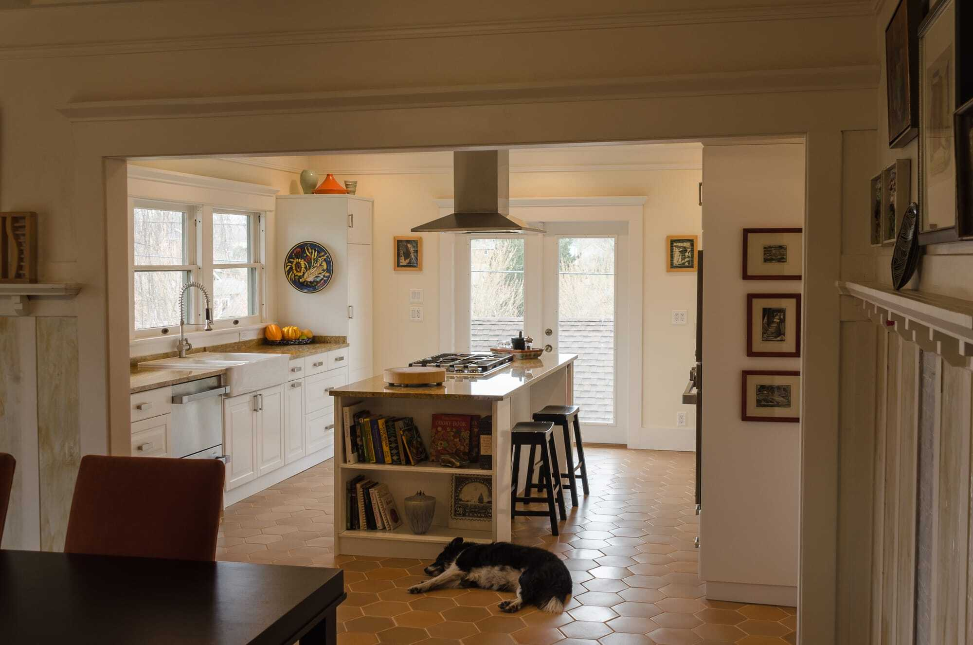 Craftsman Style Kitchen NW Homeworks
