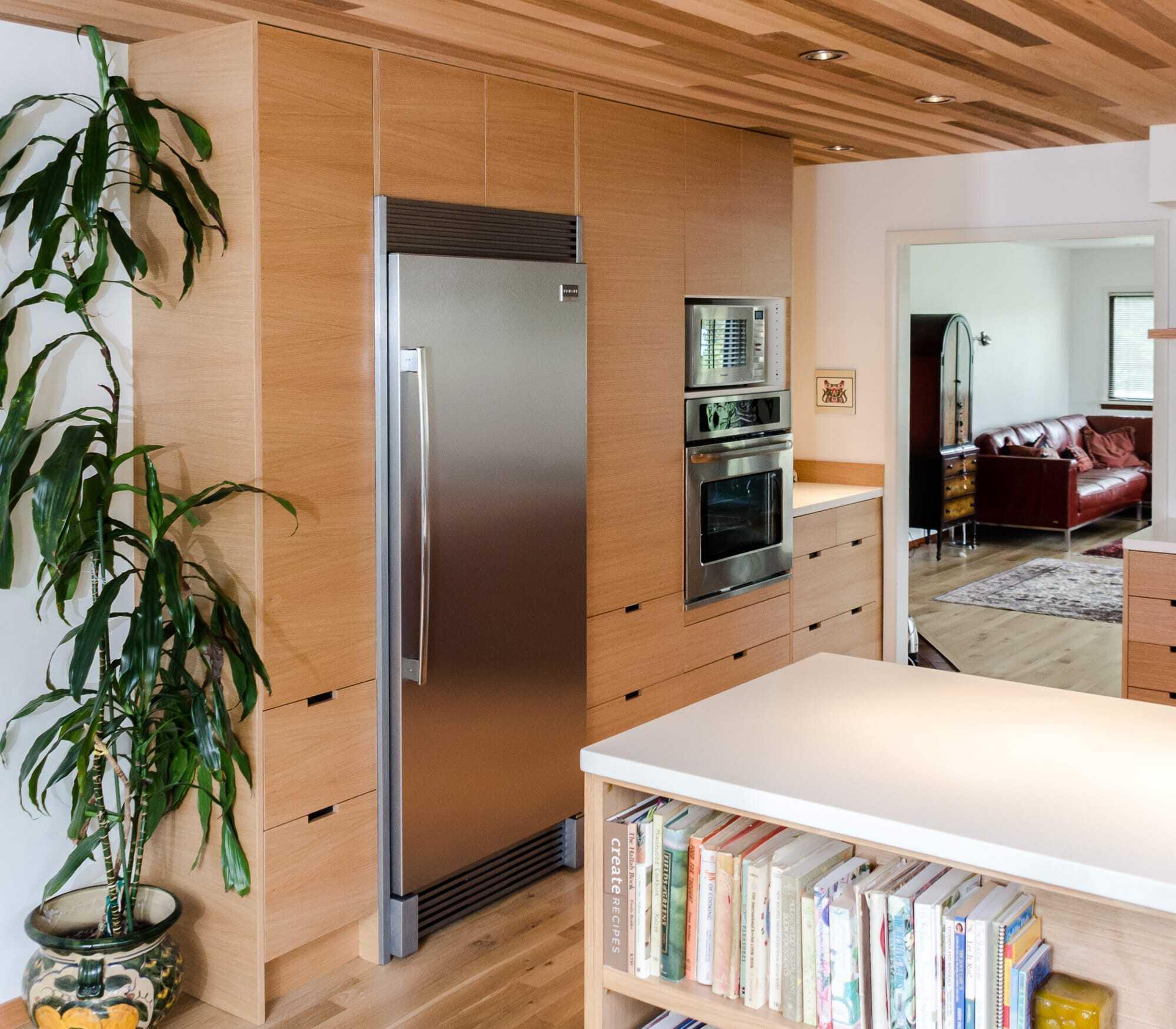 Custom Doors IKEA Cabinets 5 NW Homeworks