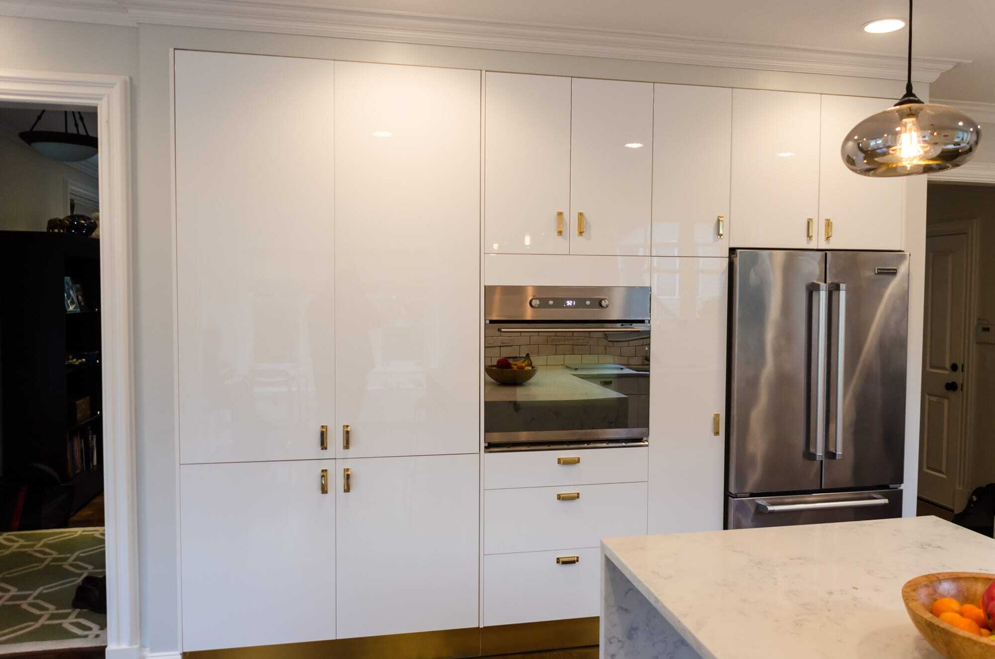 Countertop Appliance Garage : Appliance.Garage.IKEA.Hack.2