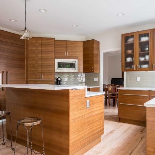 Custom IKEA Kitchen - Sammamish - NW homeworks